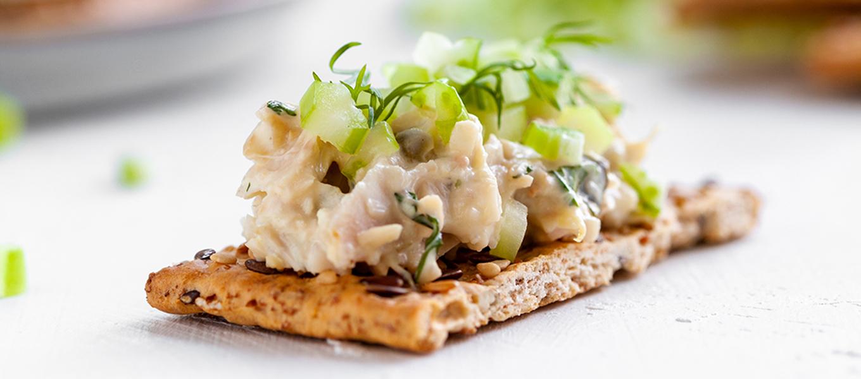 No tuna salad